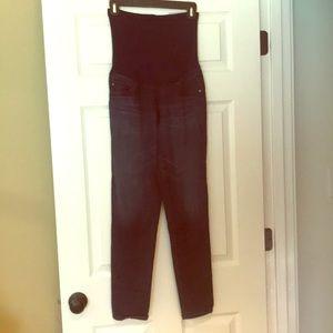 AG maternity skinny jeans